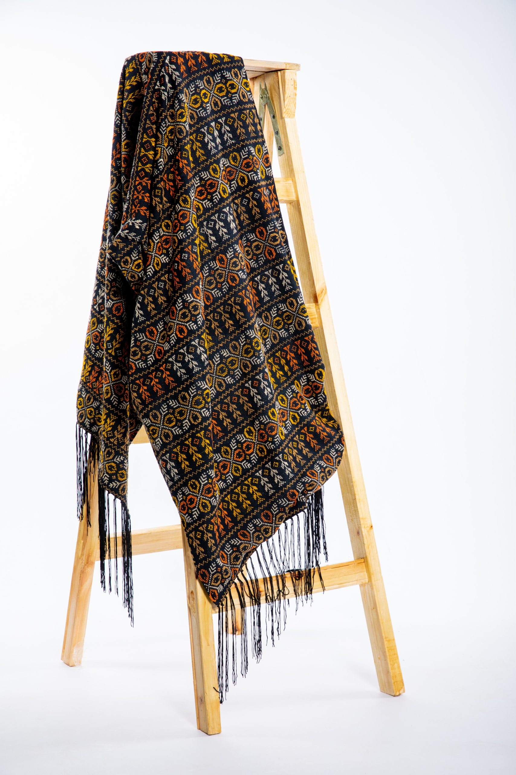 Picture of Black Scarf