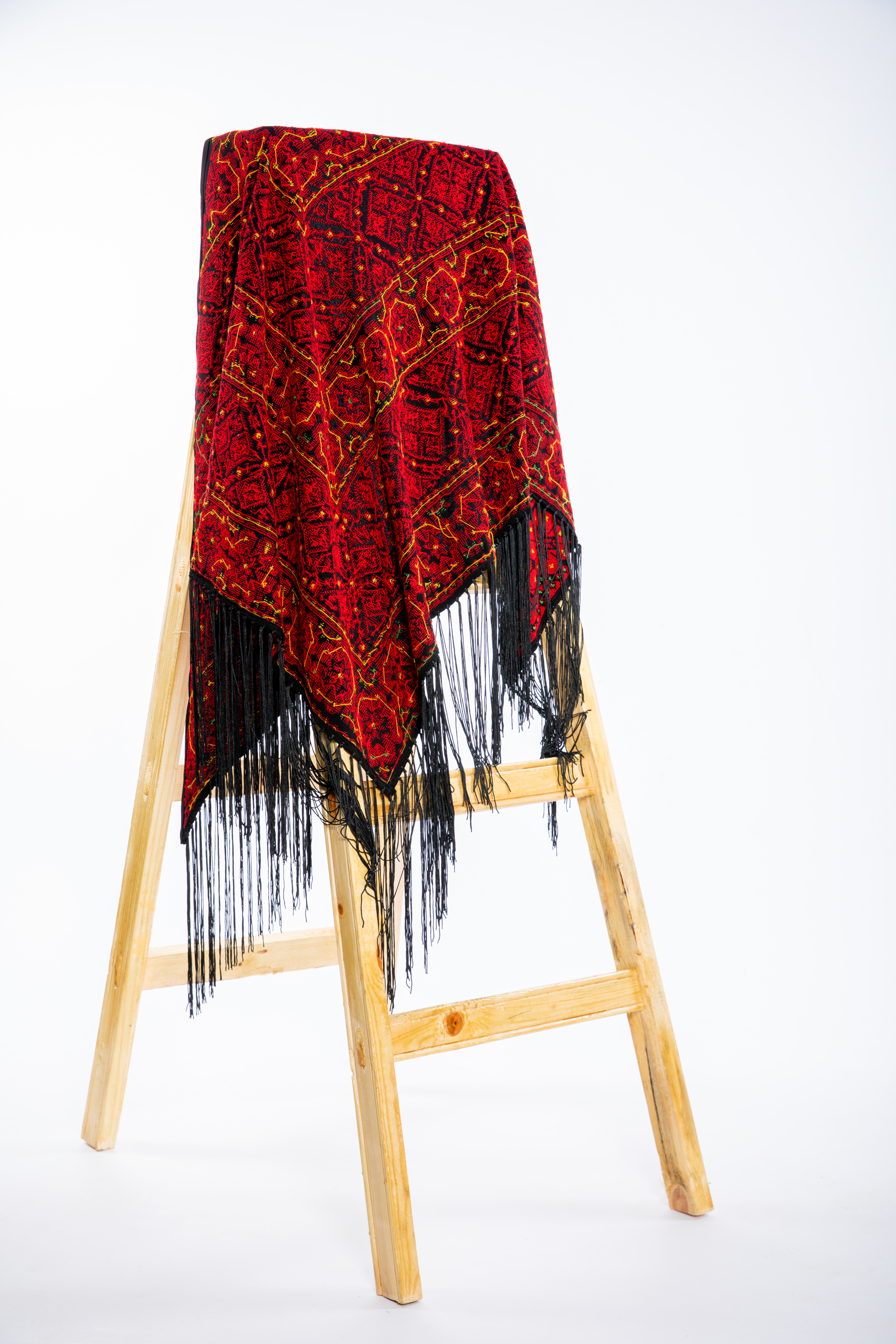 Picture of Dark Red Scarf